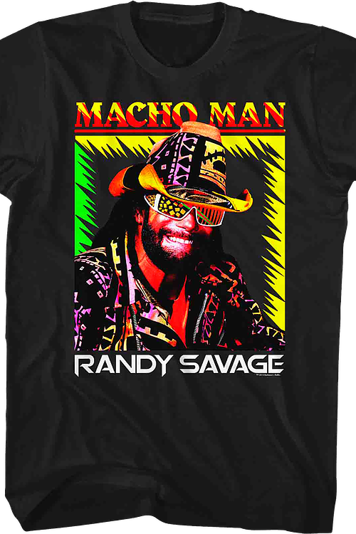 Macho Man Randy Savage T-Shirt