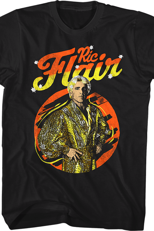 6247e633c7b Vintage Ric Flair T-Shirt  WWE Men s T-Shirt
