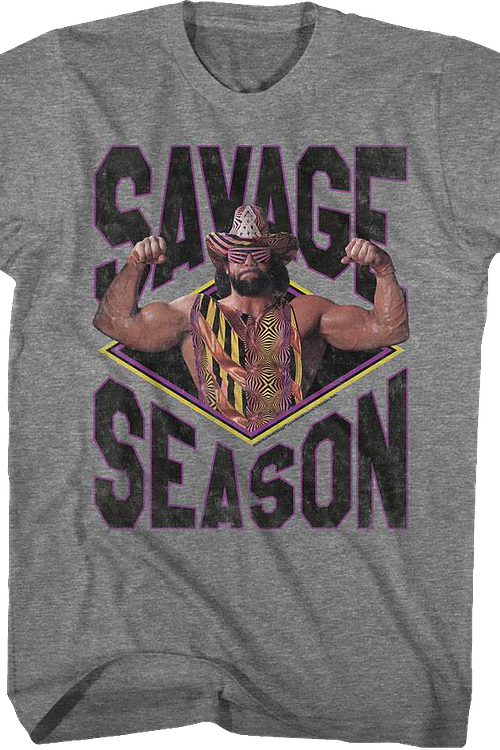 Savage Season Macho Man T-Shirt