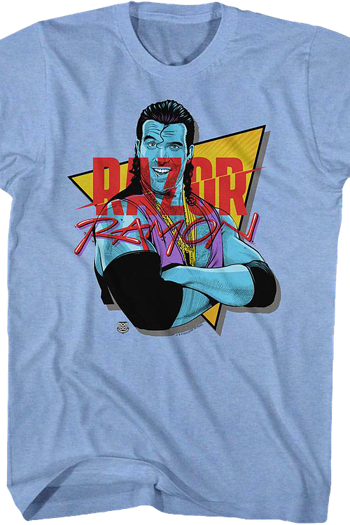 Bad Guy Razor Ramon T-Shirt
