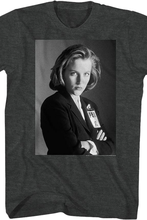X-Files Scully T-Shirt