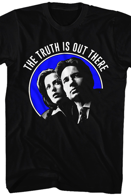 The Truth Is Out There X-Files T-Shirt