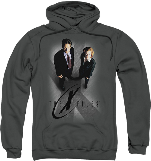 Looking Up X-Files Hoodie