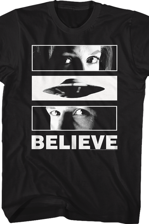 Believe X-Files T-Shirt