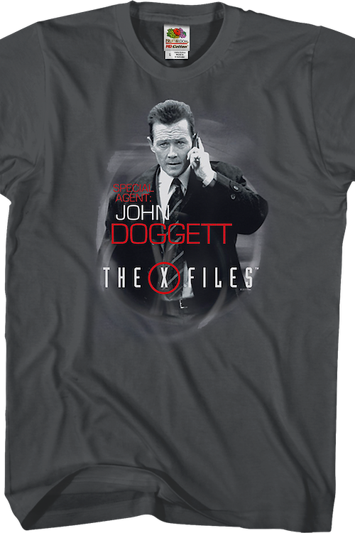 John Doggett X-Files T-Shirt