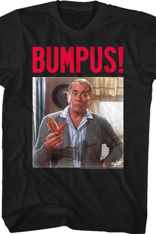 Bumpus Christmas Story T-Shirt