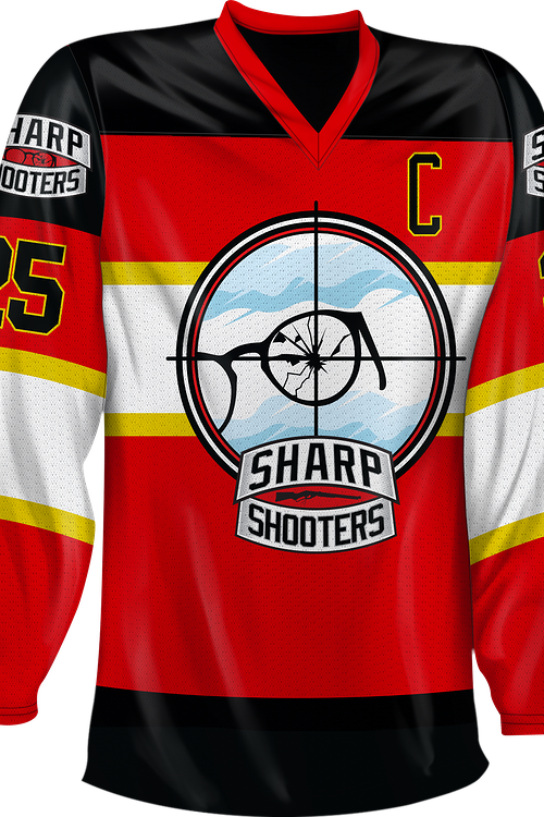 Sharp Shooters Christmas Story Hockey Jersey
