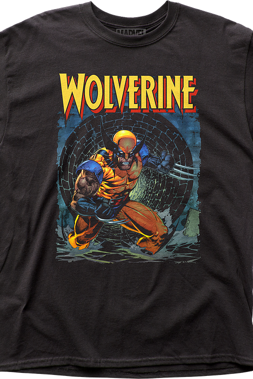 Tunnel Vision Wolverine T-Shirt