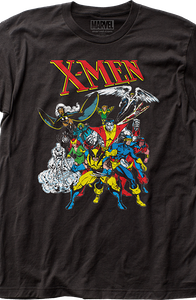Group Picture X-Men T-Shirt