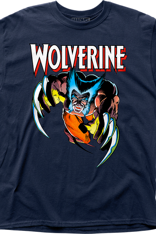 Debts and Obligations Wolverine T-Shirt