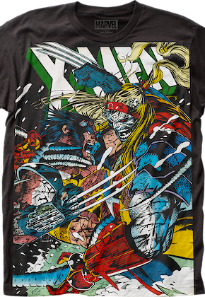 2c5f84a3 X-Men Shirts - Officially Licensed Marvel - Free Shipping Available