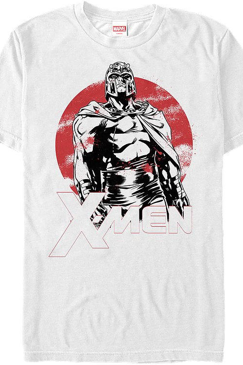 Magneto Red Sun X-Men T-Shirt