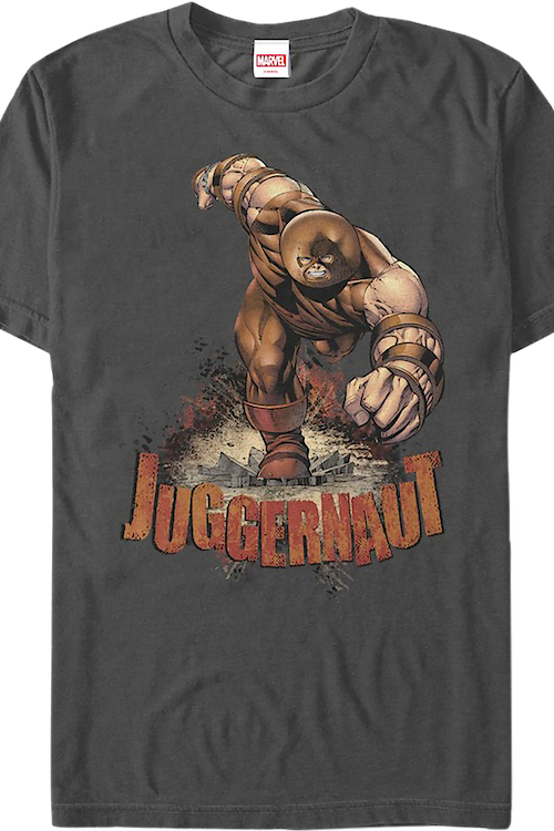 Juggernaut X-Men T-Shirt