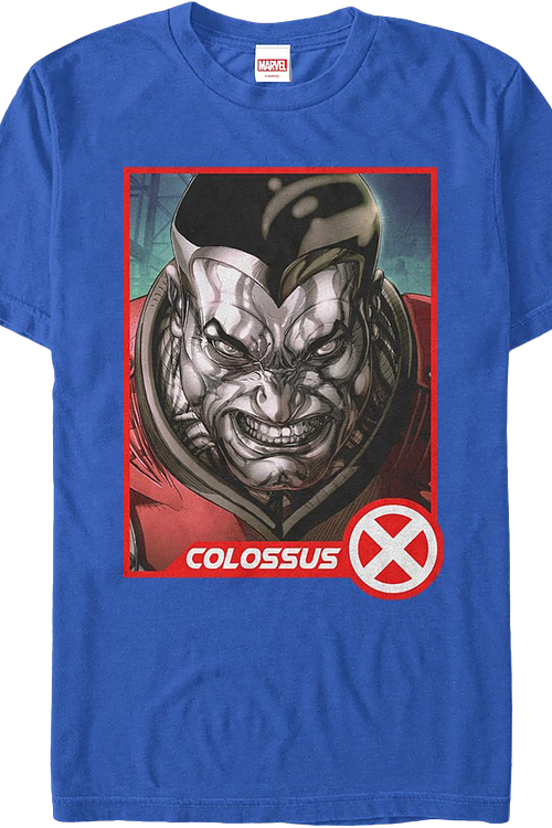 Colossus X-Men T-Shirt