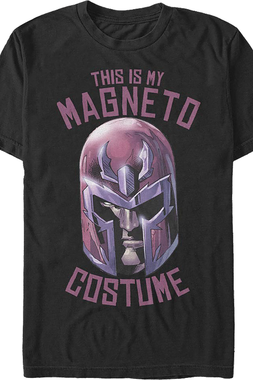 This Is My Magneto Costume X-Men T-Shirt