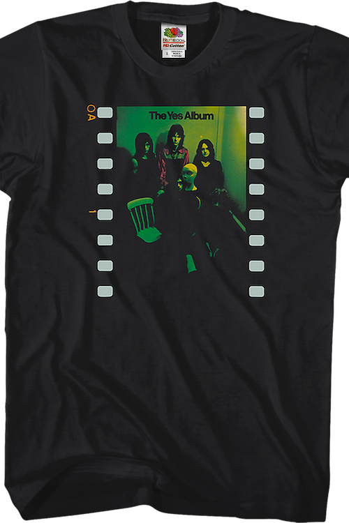 The Yes Album Yes Band T-Shirt
