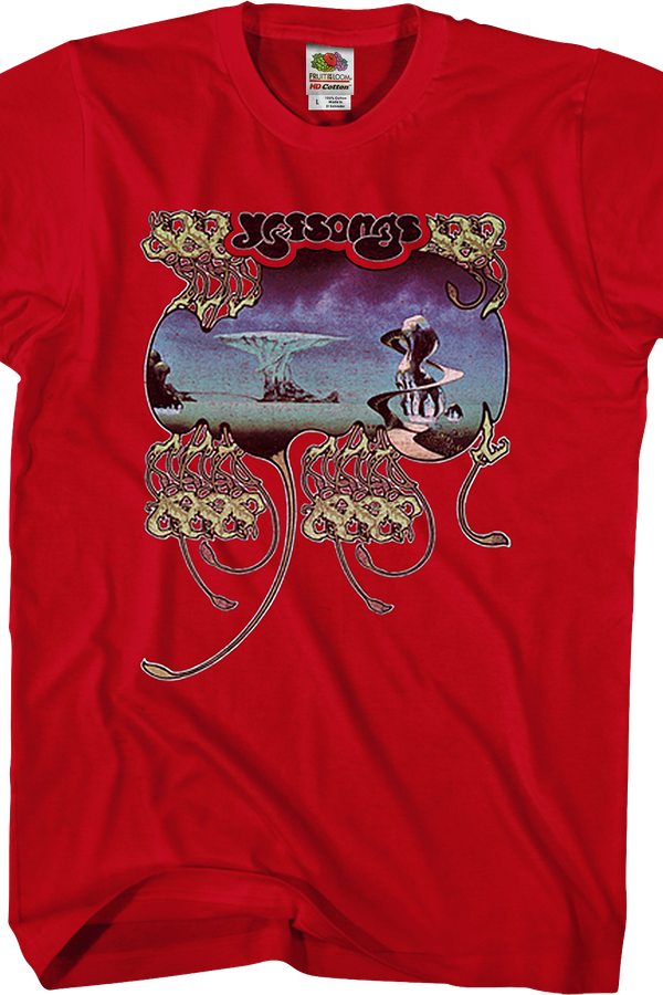 Yes Band Yessongs T-Shirt