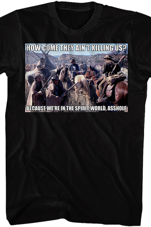 Spirit World Young Guns T-Shirt