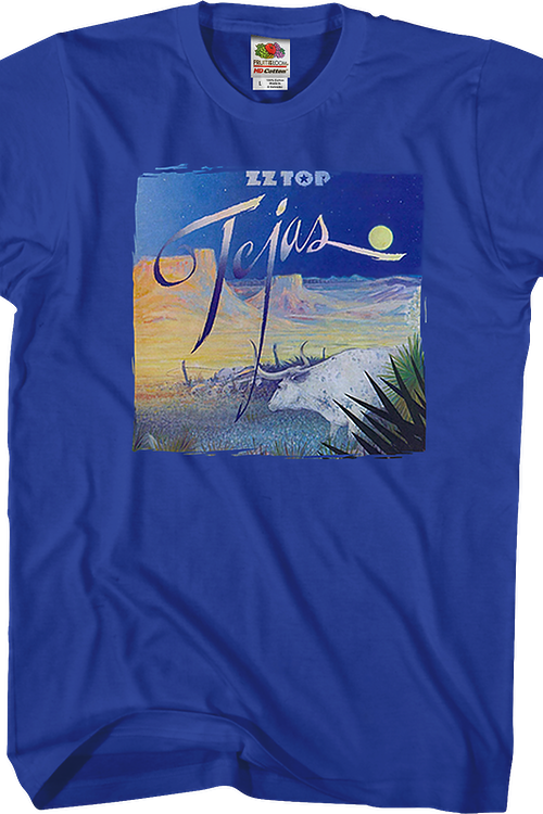 Tejas ZZ Top T-Shirt