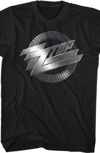 ZZ Top Logo T-Shirt